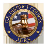 Jury Evidence Recording System logo
